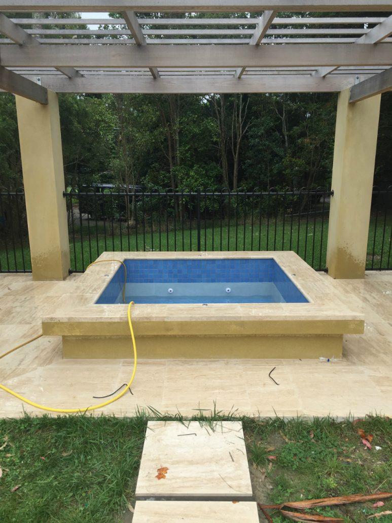 Concrete Swimming Pool Construction : General construction concrete swimming pool photo