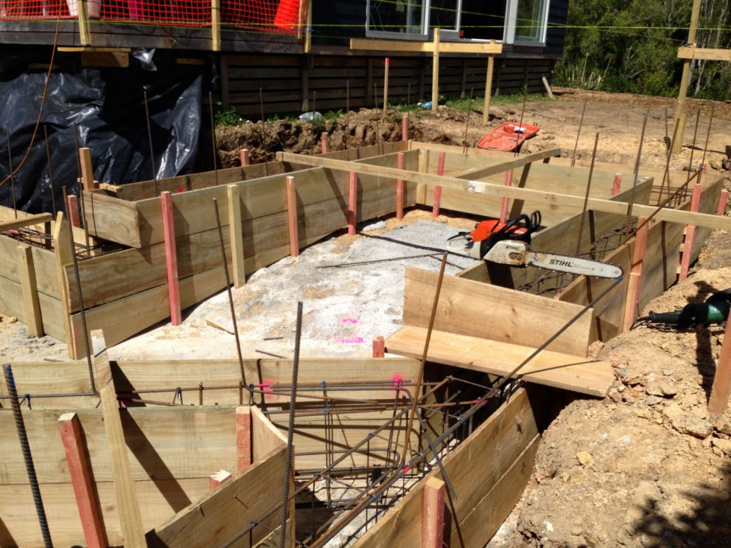 Waitakere Auckland New Swimming Pool Build Concrete Pool Systems