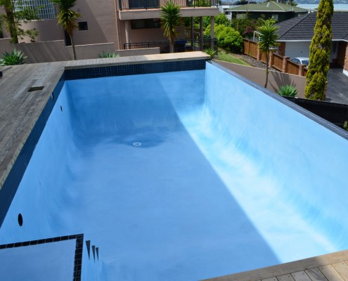 Concrete Pool Systems General Construction Concrete Swimming Pool Photo Gallery Auckland