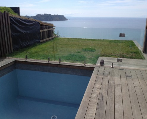 Concrete pool systems general construction concrete for Pool design auckland