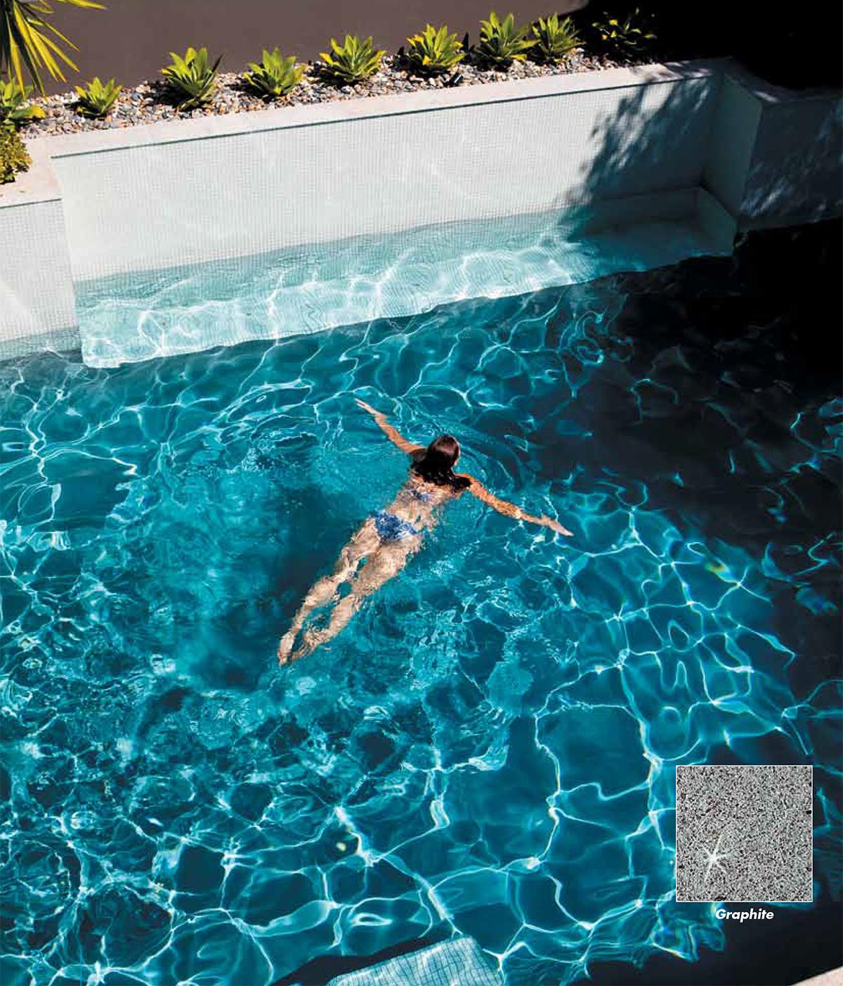 pool colours concrete pool systems. Black Bedroom Furniture Sets. Home Design Ideas