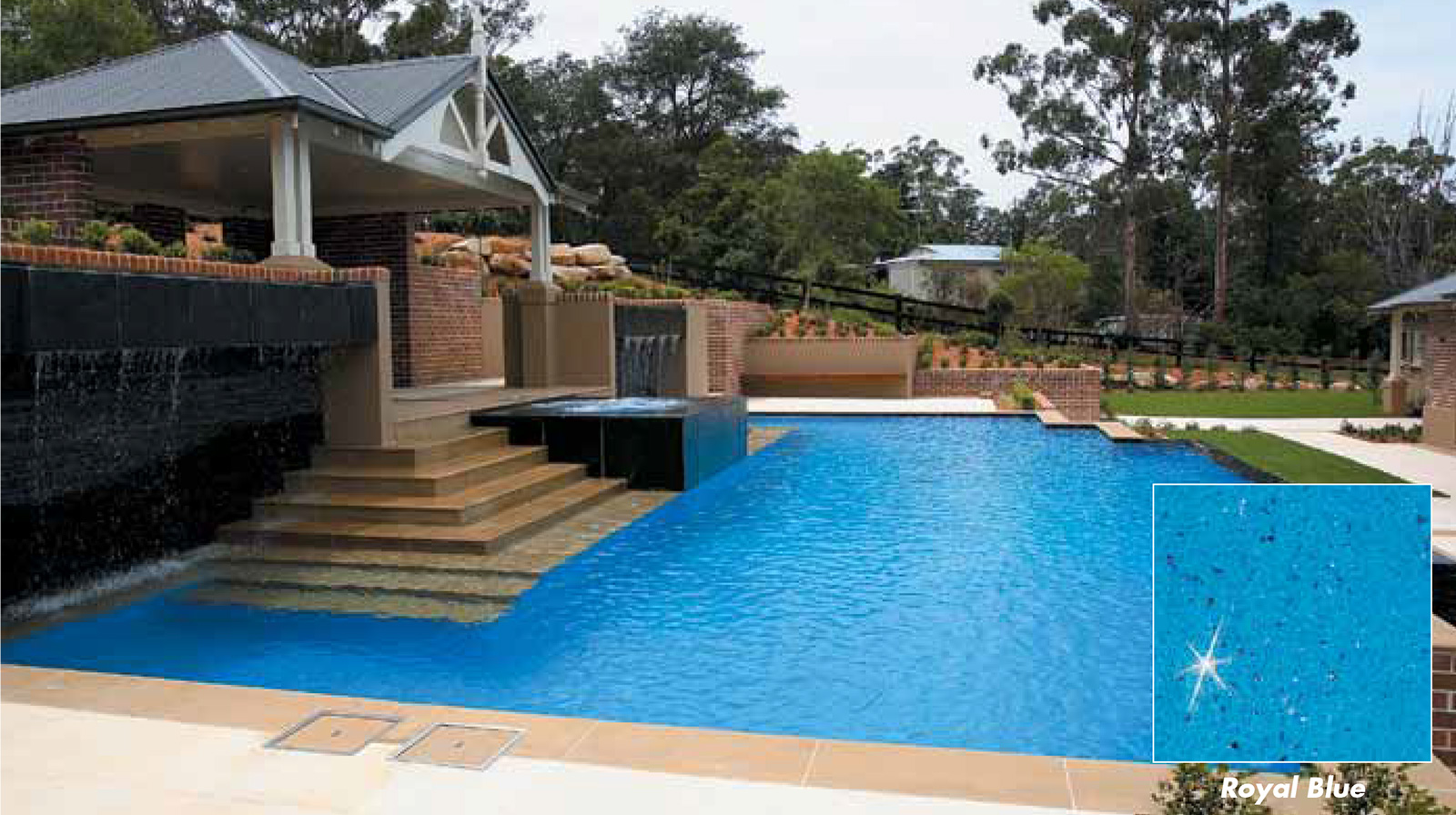 Pool colours concrete pool systems for Concrete pool